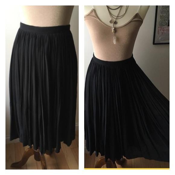 67b5012cf02d2 Vintage Skirts | 1950s Circle Skirt Rockabilly Ballet | Poshmark